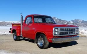1979 Dodge Lil Red