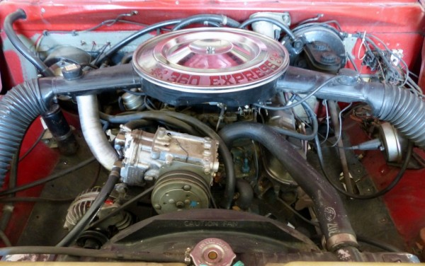 360 Express V8