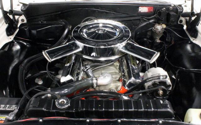 Acadian Beaumont L79 motor