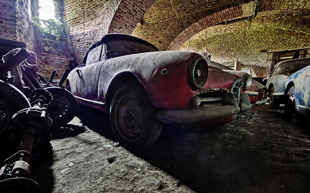 Alfa Romeo 1300 Sprint