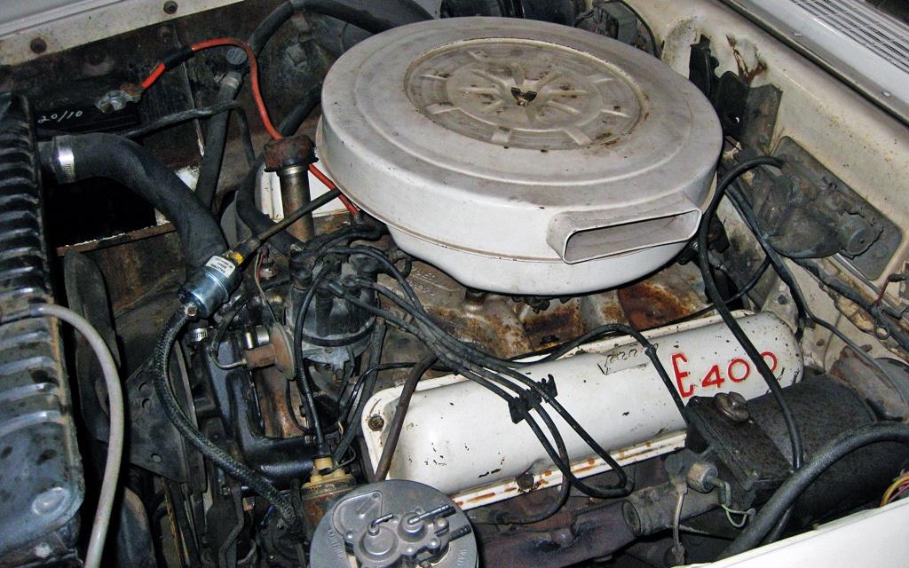 Edsel V8