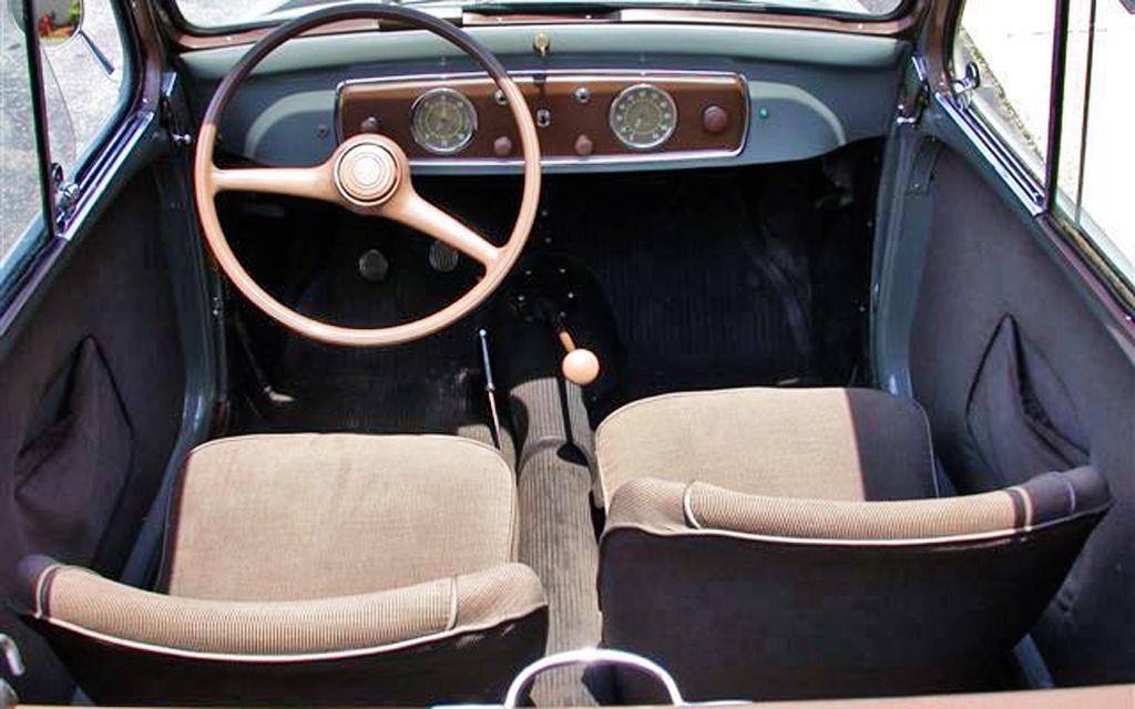 the little mouse 1951 fiat 500 topolino. Black Bedroom Furniture Sets. Home Design Ideas