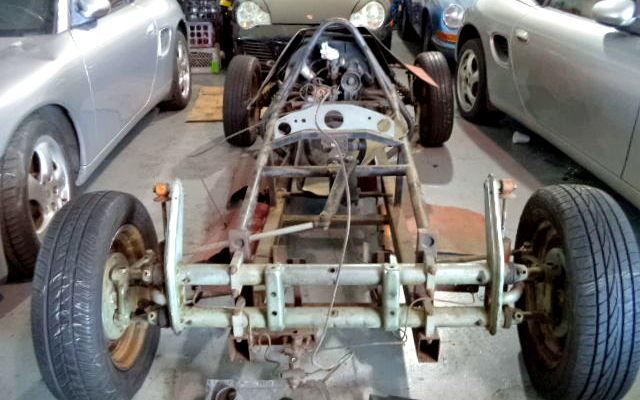 Formula Vee Racer
