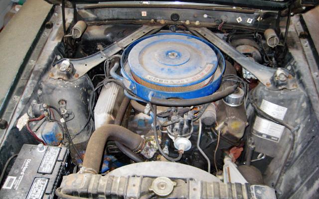 Shelby GT500 428 CobraJet