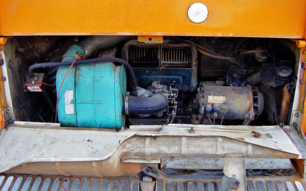 Subaru Sambar motor