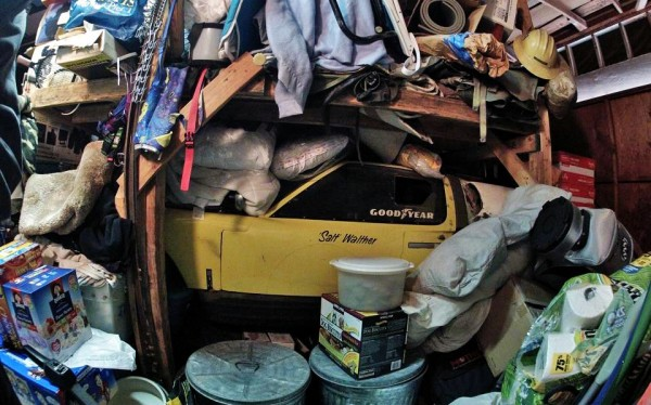 Ultimate garage find