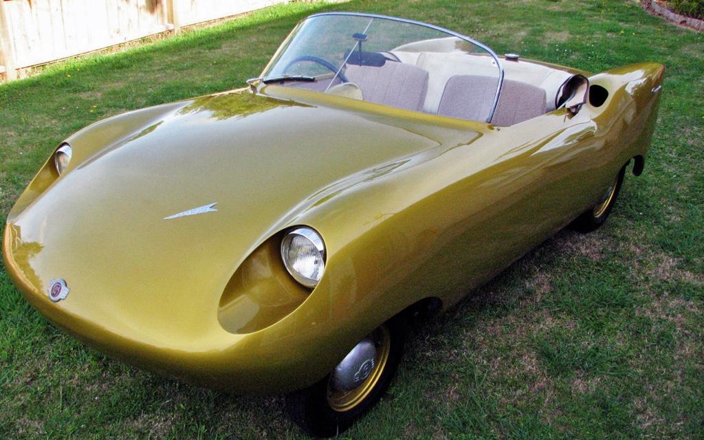 1957 Goggomobil Dart