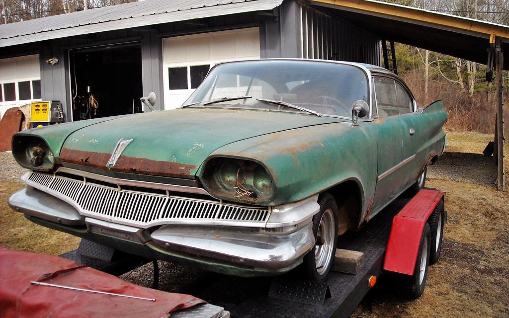 The Pioneer: 1960 Dodge Dart
