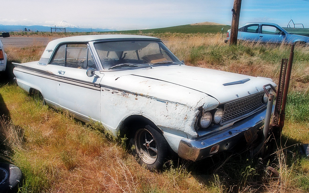 1963 Ford Fairlane field find