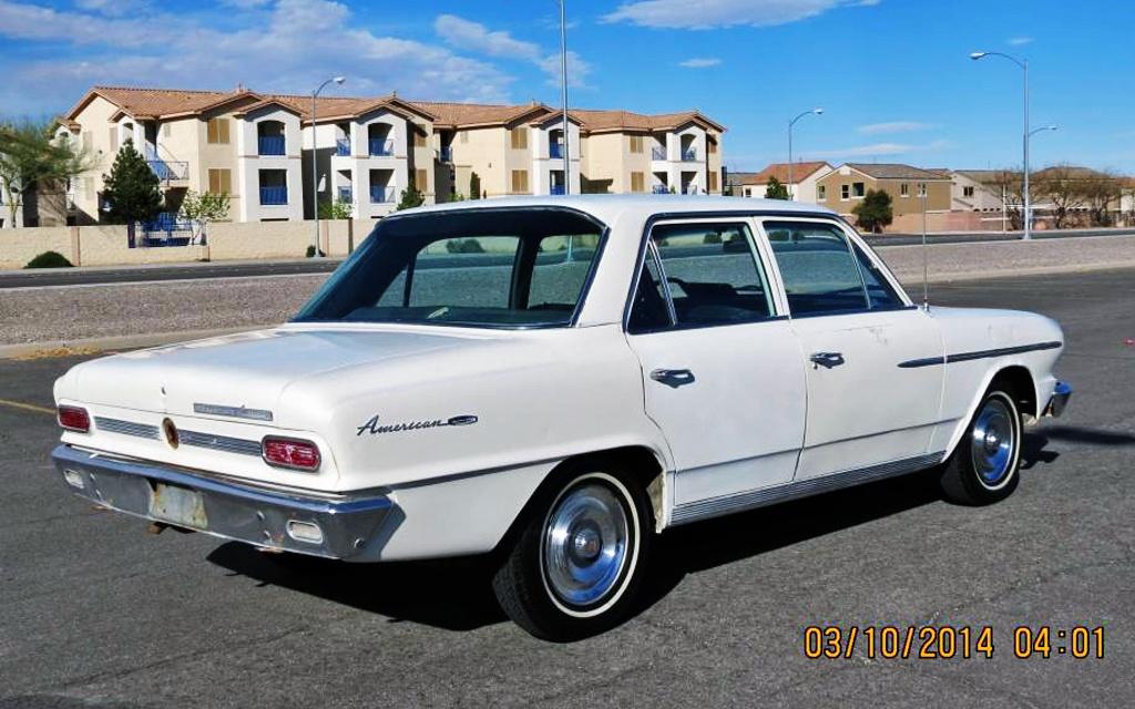 1964 AMC Rambler Twin Stick