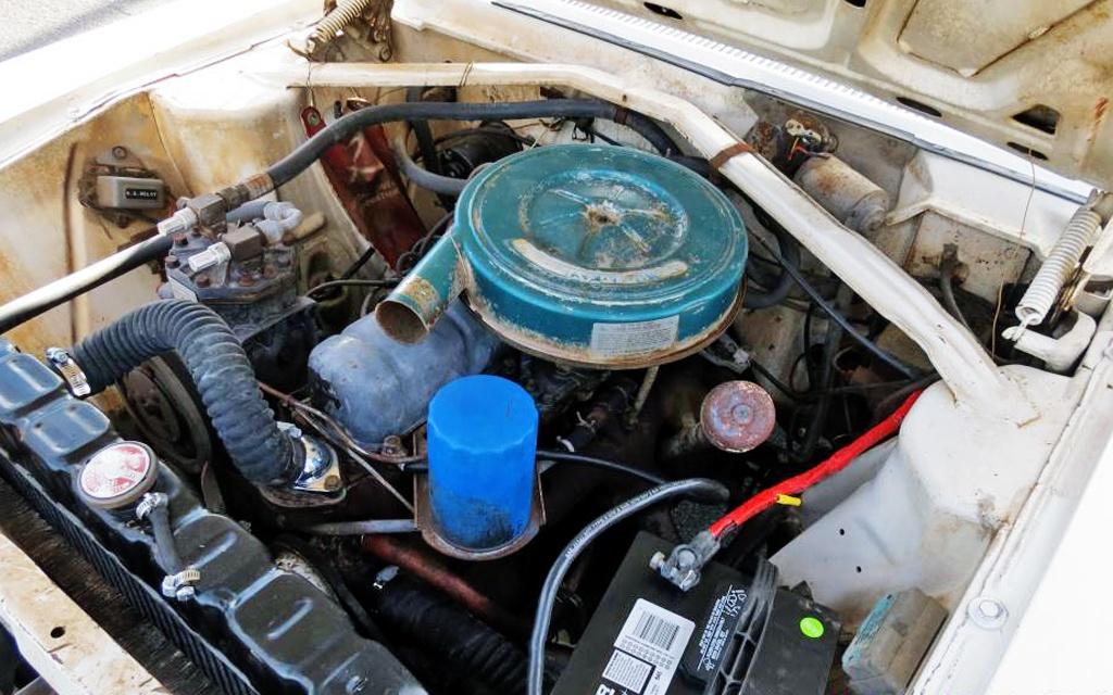 1964 AMC Rambler motor