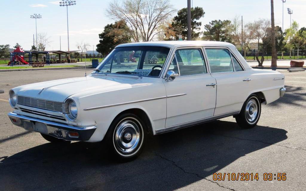 Twin Stick: 1964 AMC Rambler 440