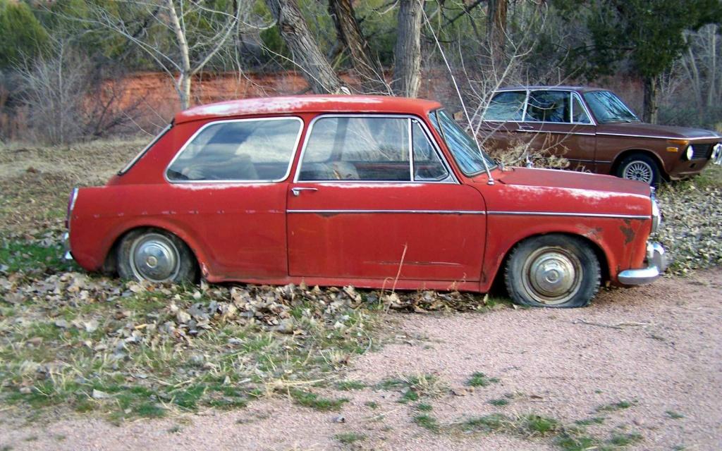 1964 MG 1100 Coupe