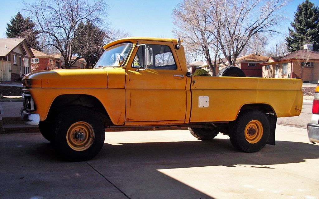 1965 GMC K10