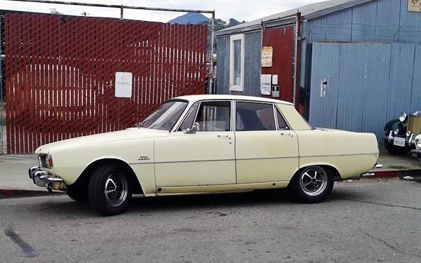 1968 Rover 2000TC