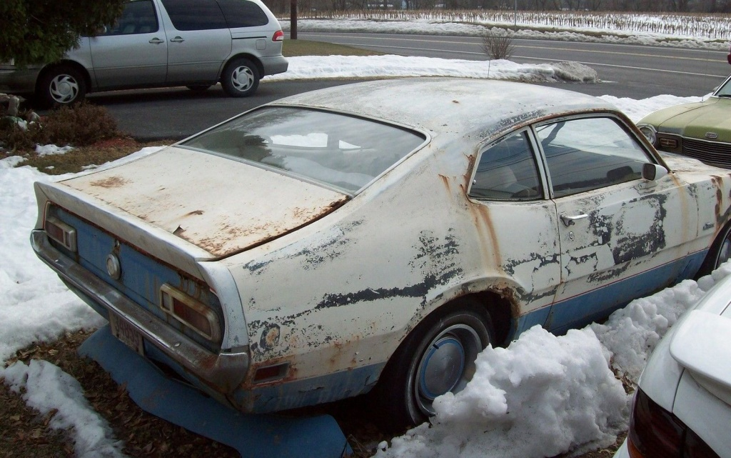 1972 Ford Maverick Sprint