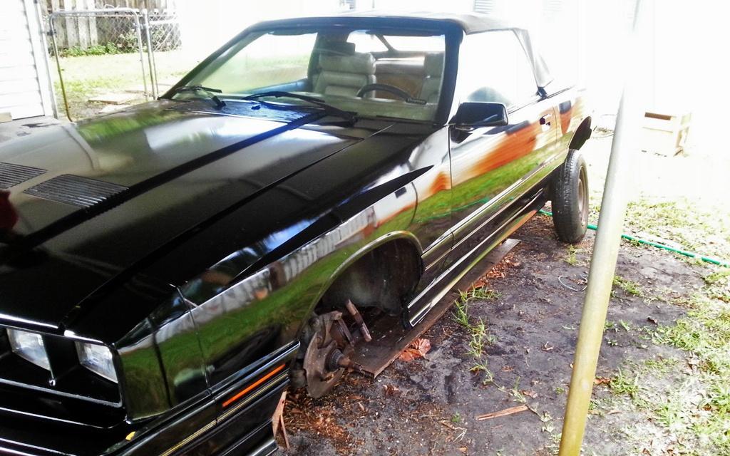 1985 Mustang McLaren