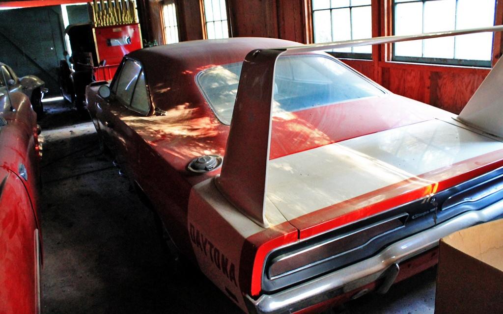 The North Carolina Find Mopar Dodge Charger Daytona