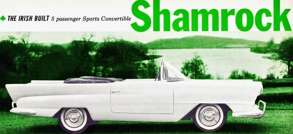 Irish Built Shamrock
