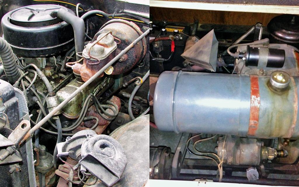 Motor comparison