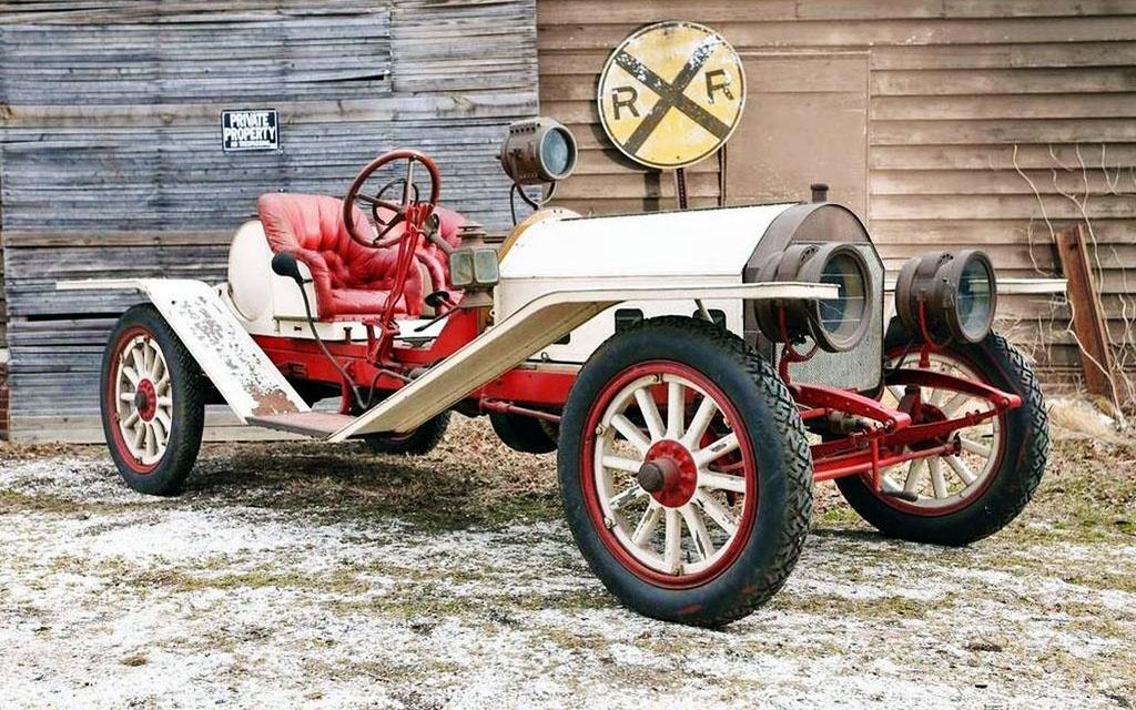 1909 Premier Model 45 Raceabout