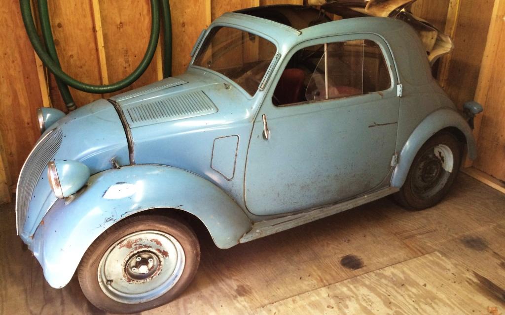 1947 Fiat 500A Topolino