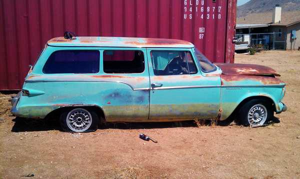 1959 Studebaker Lark Wagon