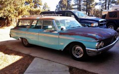 1962 Ford Country Wagon
