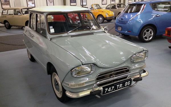 1967 Citroen AMI 6