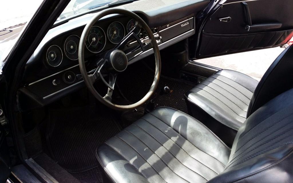 1983 Porsche 911 >> Putting the S in Sport: 1967 Porsche 911S