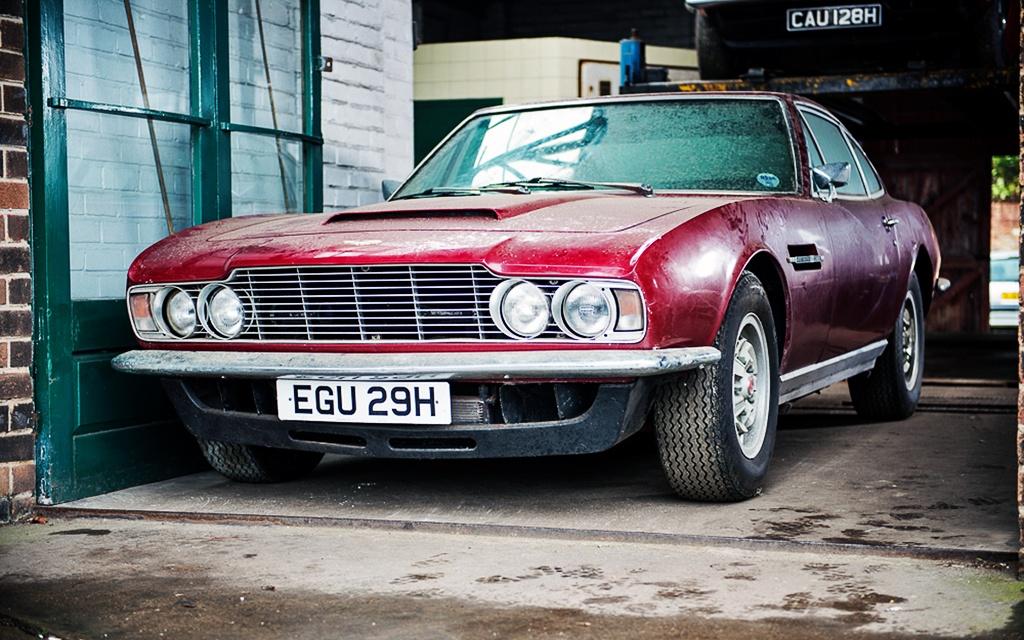 1970 Aston Martin DBS Series 1