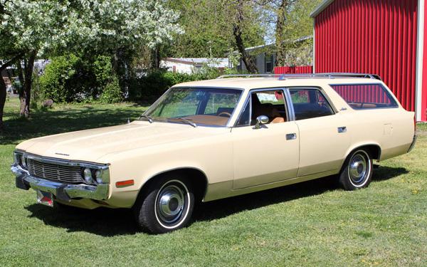 1973 AMC Matador Wagon
