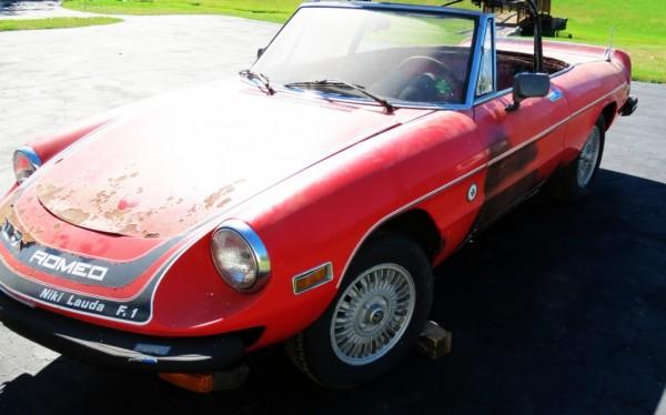 1978 Alfa Spider