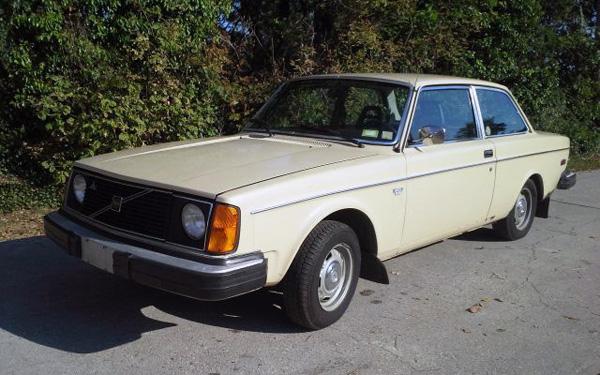 1978 Volvo 242