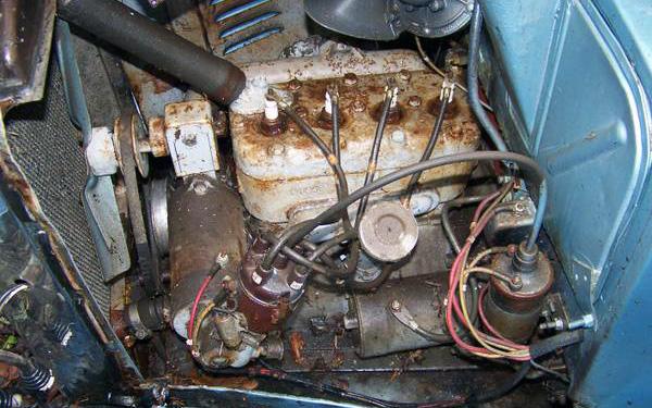 American Austin Motor