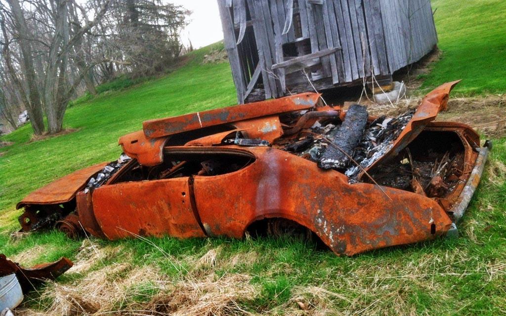 Crispy Oldsmobile 442