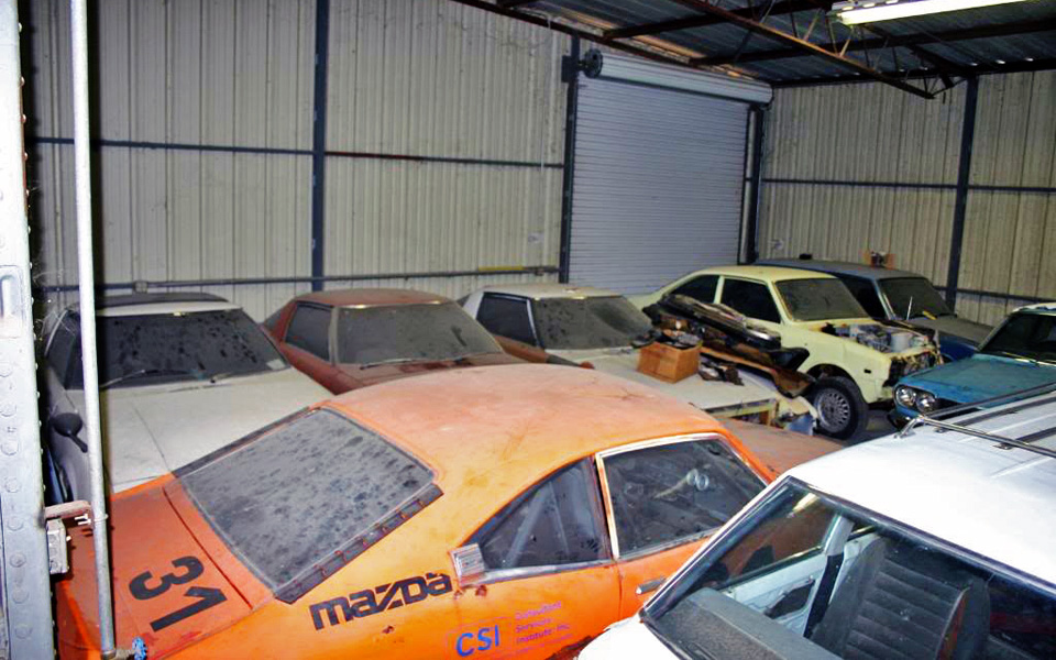 Dave's Project Mazdas