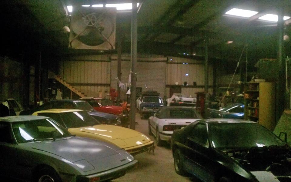 David's Mazda Barn