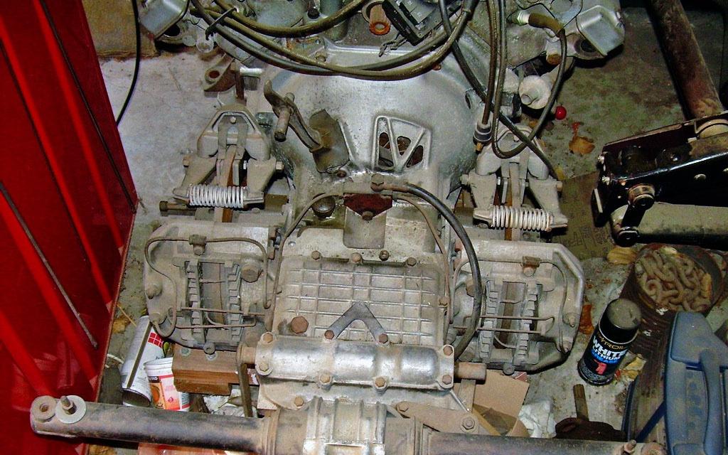 Merak Motor and Transaxle