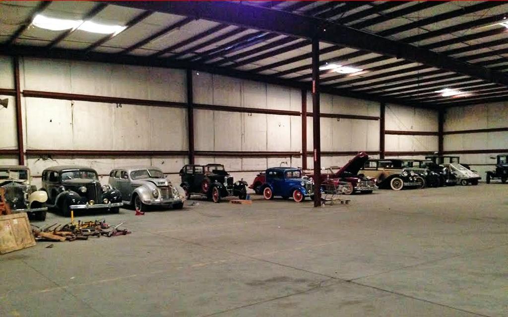 Texas Warehouse Collection