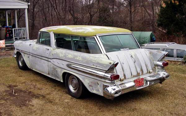 Craigslist 1957 Pontiac | Autos Post