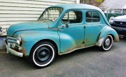 1960 Renault 4CV