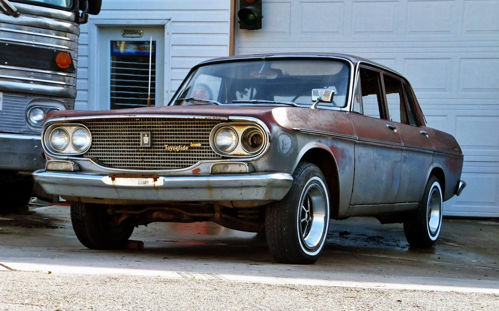 Identity Crisis 1963 Toyota Crown Deluxe