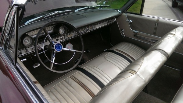 What S This 1964 Galaxie 427 Convertible Worth