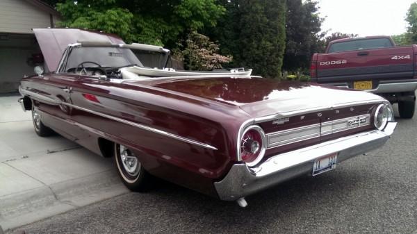 1964-galaxie-427-rear