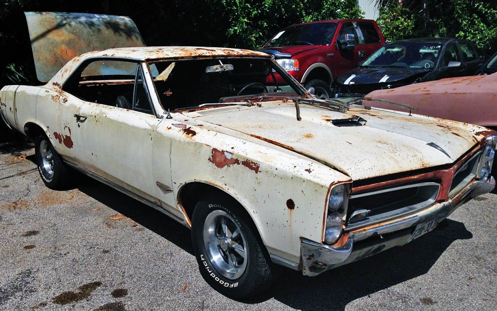 1966 Pontiac Gto Confused Or Crook