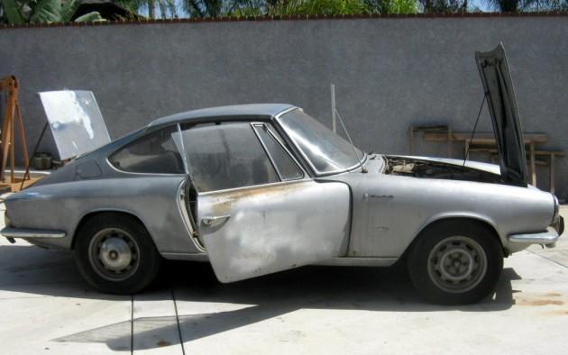 Parked Since '75: 1966 Glas GT 1700