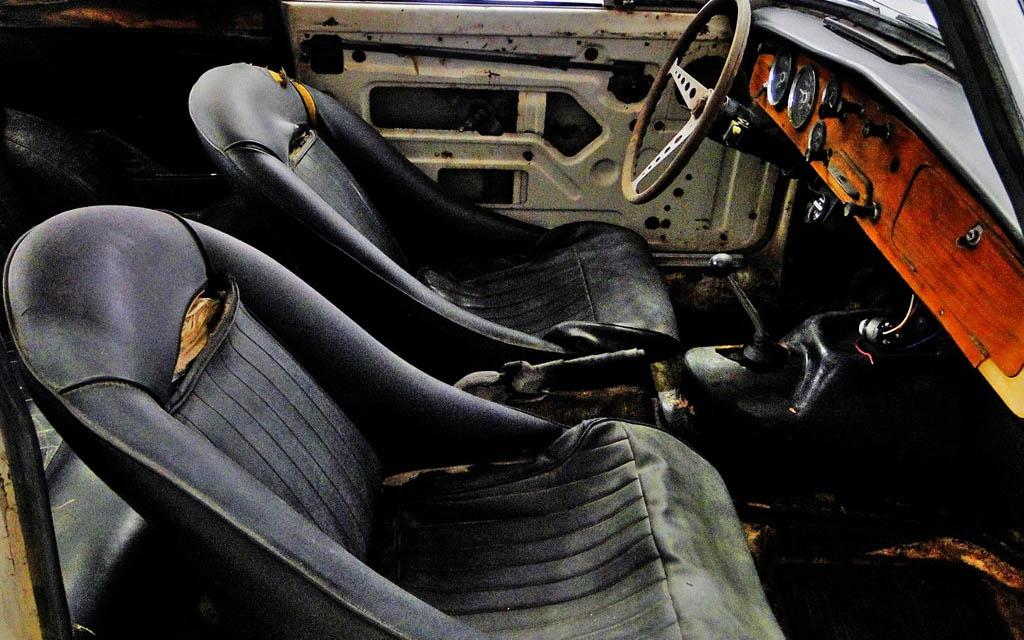 1967 Bond GT4s Interior