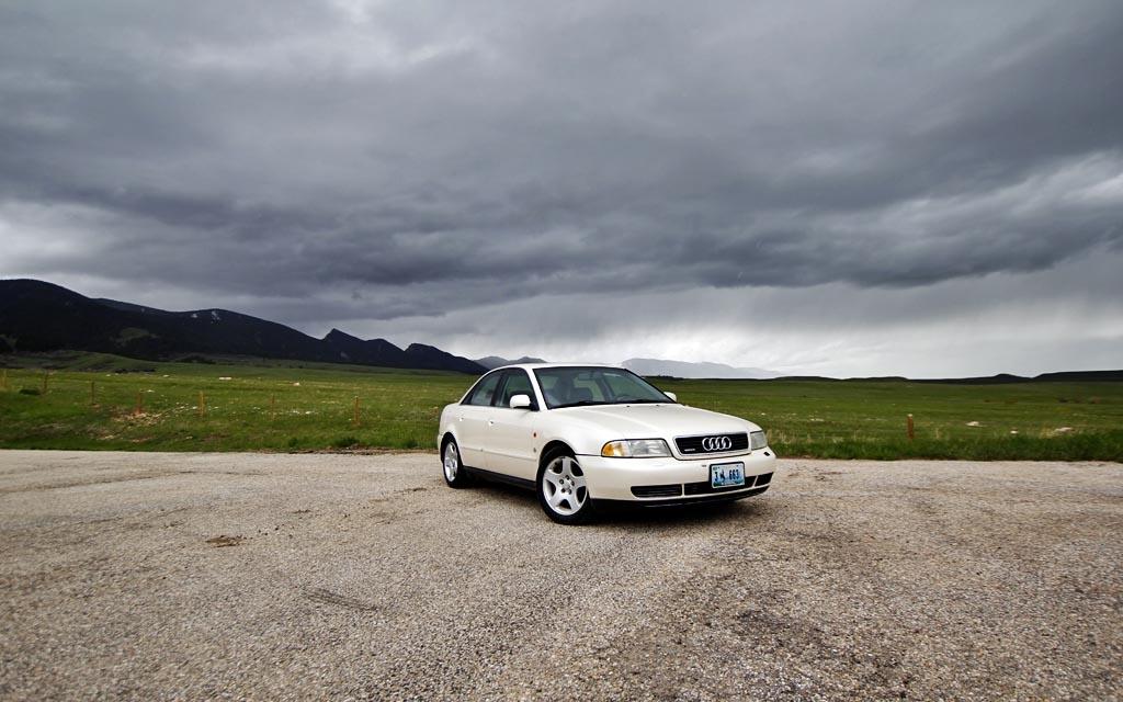 Audi A4 Quattro B5