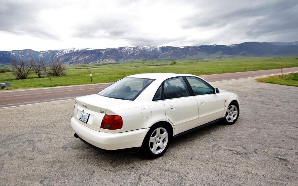 Audi at the Big Horns